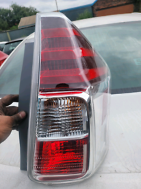 Toyota prius plus offside rear tail light 14-20