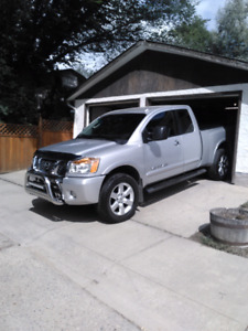 2008 Titan King Cab 4x4