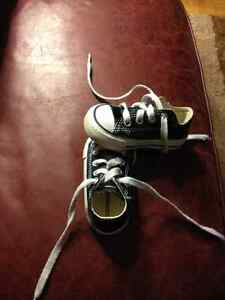 Size 3 Converse All Star sneakers