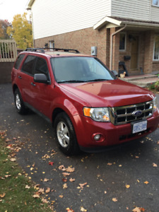2011 Ford Escape XLT Safety + ETEST