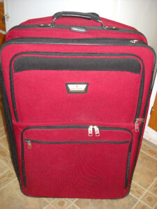 Valise Air Canada 30 po Suitcase Luggage Grande roues avion