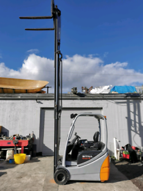 Still RX20-15 Electric Forklift