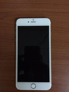IPHONE 6 PLUS UNLOCKED ROSE GOLD 16GB 500$