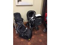 Mamas and papas ultimo 9 in 1 pray travel system