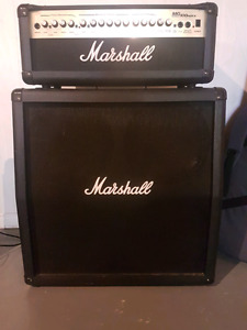 Marshall mg100hdfx half stack