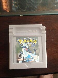 POKEMOM SILVER/ WORKE GREAT GREAT CONDITION Peterborough Peterborough Area image 1