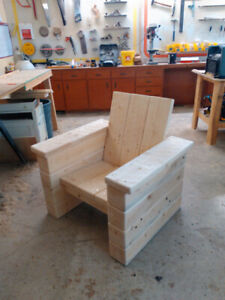 Unique Rustic Seating by TIMBER MILL