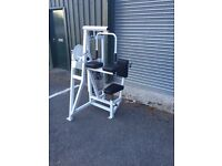 Cybex tricep machine commercial gym equipment