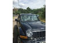 Jeep Cheokee 06 crd 2.8 diesel