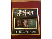 Harry Potter Deluxe Poster Book Dumbledore's Army