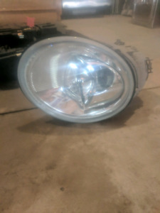 Headlight assembly Volkswagen beetle