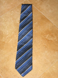 Gently used Hugo Boss Silk Classic Tie Made In Italy