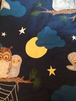 IKEA Owl Themed Bed Set