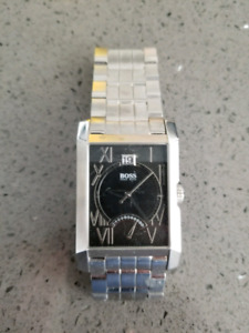 Hugo Boss and Empori Armani Watches