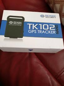 Rewire Security TK102 gps tracker.