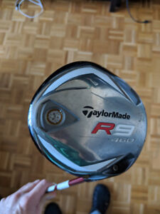 Taylor made R9 10.5 degree Driver.  Good condition.