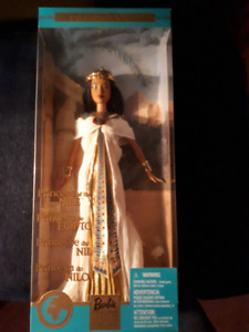 Barbie - Dolls of the World  Empress of the Nile
