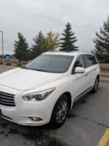 Infiniti JX35 MINT - extended Infiniti warranty included to 2020