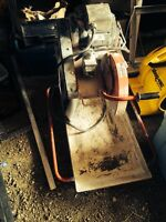Repo - multiquip commercial tile saw with stand