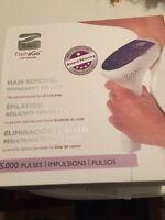 Silk' Flash & Go Hair Removal System