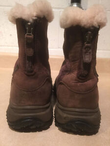 Women's The North Face Waterproof Winter Boots Size 8 London Ontario image 3