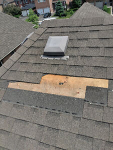 SAME DAY ROOFING REPAIR SERVICES - 647-472-7088
