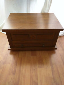 Small Cedar Chest with Drawer