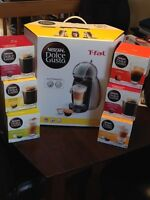 CAFETIERE DOLCE GUSTO T-FAL GENIO 2