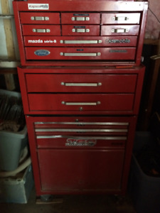Coffre a outils - Drawer tools chest