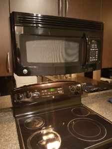 Fridge and Microwave for Sale