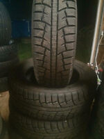 DEAL.  4 imperial eco 215/65/17  tires. 85% THREAD LEFT. $150