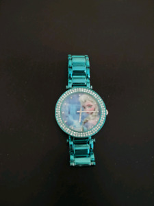 Authentic Disney watch teen/adult wrist size.
