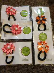 Hairspins and headbands for sale
