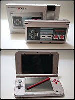 Nintendo 3DS XL - Limited Edition NES Console