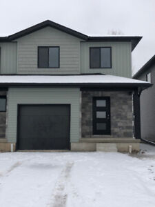 Newly Constructed Townhome For Rent in Napanee