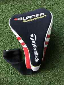 Taylor Made Burner SuperFast Driver Head Cover