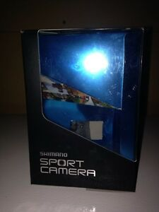 10/10 condition Brand new never used Shimano Sport Camera $200
