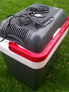 12 VOLT ELECTRIC PLUG IN COOLER FOR VEHICLES