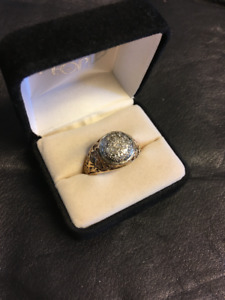 Gentleman's Ring - Size 13 - Valued at $1600.00 (have appraisal)