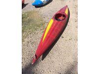 Fibreglass Childs Kayak