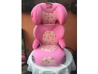Graco girls car seat brand new never used, immaculate