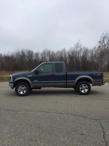 2006 Ford F250 Lariat 6 Speed