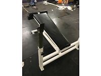 Olympic Decline Bench - Adjustable