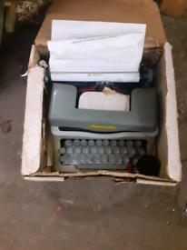 Vintage codeg kids typewriter