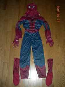 COSTUME D'HALLOWEEN DE SPIRDERMAN