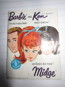 barbie and ken magazine