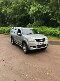 2012 Great Wall STEED Double Cab Pick Up 2.0 SE PICK UP Diesel Manual