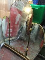 Vintage Mirror - Art Deco 1940's