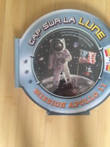 livre sur les astronautes