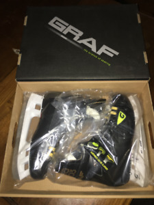 Graf Hockey Skates (Brand New)